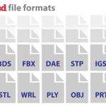 Chuyển đổi file 3D giữa các phầm mềm thiết kế 3D và máy in 3D