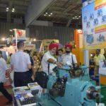 400 doanh nghiệp tham gia Triển lãm quốc tế ngành công nghiệp sản xuất và cơ khí chế tạo